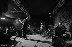Norman Beaker Trio - Live at Belgrade Youth Centre 2014