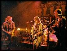 Norman Beaker with Bluesband